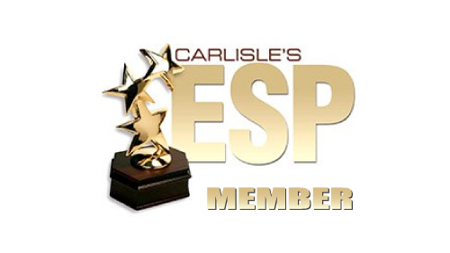 Carlisle's ESP Award - Excellence in Single-Ply - D&D Roof Services Awards