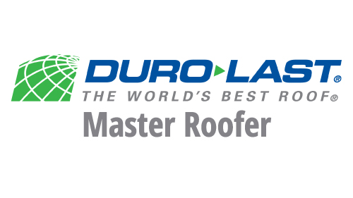 Duro-Last Master Roofer - D&D Roof Services Awards